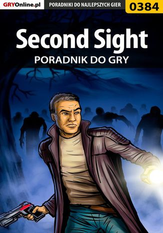 Okładka książki Second Sight - poradnik do gry
