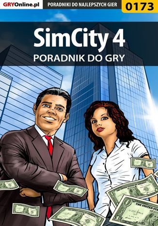 Okładka książki SimCity 4 - poradnik do gry