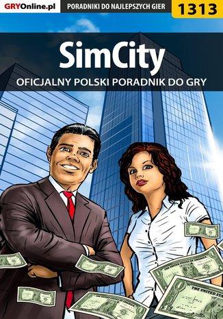 Okładka książki SimCity - poradnik do gry