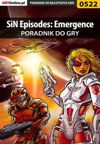 Okładka książki SiN Episodes: Emergence - poradnik do gry