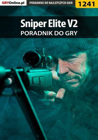Okładka książki/ebooka Sniper Elite V2 - poradnik do gry
