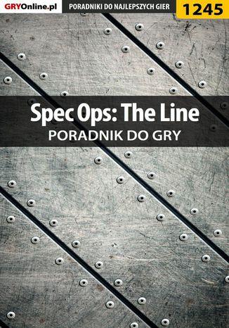 Okładka książki/ebooka Spec Ops: The Line - poradnik do gry