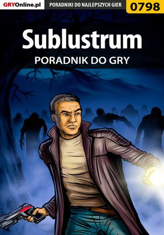Okładka książki/ebooka Sublustrum - poradnik do gry