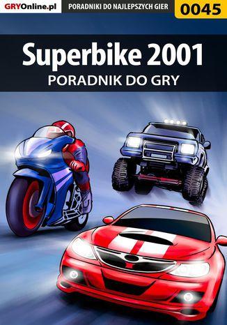 Okładka książki/ebooka Superbike 2001 - poradnik do gry