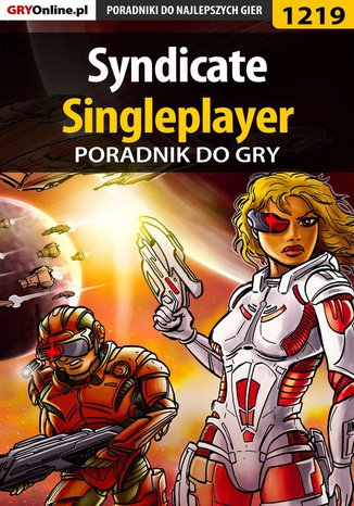 Okładka książki/ebooka Syndicate - singleplayer - poradnik do gry
