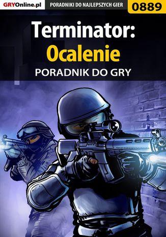 Okładka książki Terminator: Ocalenie - poradnik do gry
