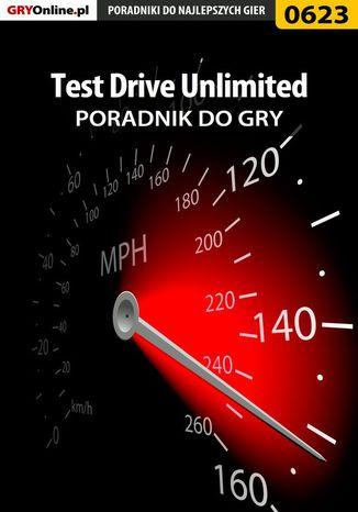 Okładka książki Test Drive Unlimited - poradnik do gry
