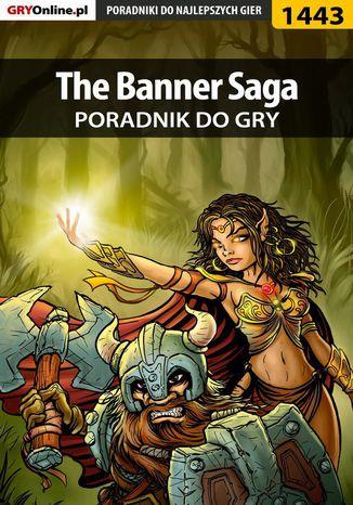 Okładka książki The Banner Saga - poradnik do gry