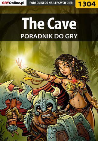 Okładka książki The Cave - poradnik do gry
