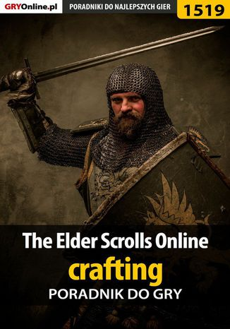Okładka książki/ebooka The Elder Scrolls Online - crafting