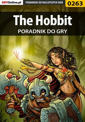 Okładka książki/ebooka The Hobbit - poradnik do gry
