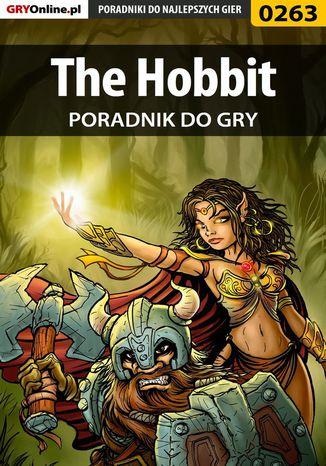 Okładka książki The Hobbit - poradnik do gry