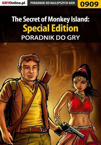 Okładka książki The Secret of Monkey Island: Special Edition - poradnik do gry