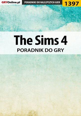 Okładka książki The Sims 4 - poradnik do gry