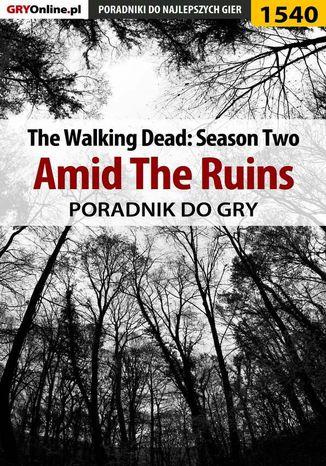Okładka książki/ebooka The Walking Dead: Season Two - Amid The Ruins - poradnik do gry