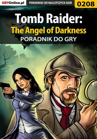 Okładka książki Tomb Raider: The Angel of Darkness - poradnik do gry