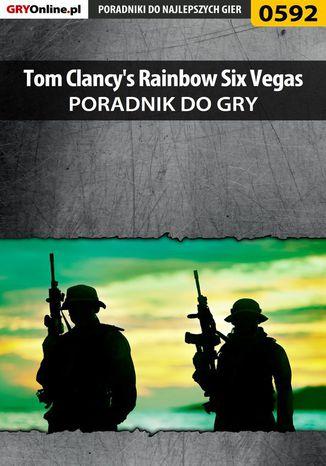 Okładka książki/ebooka Tom Clancy's Rainbow Six Vegas - poradnik do gry