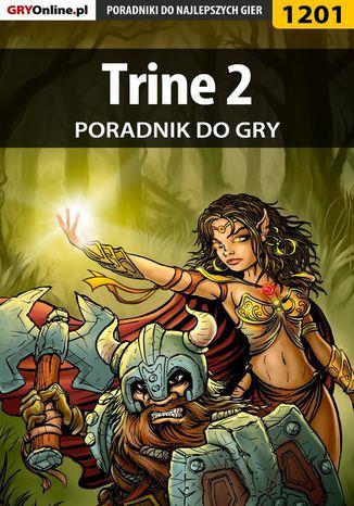 Okładka książki Trine 2 - poradnik do gry