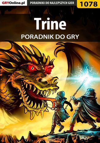 Okładka książki Trine - poradnik do gry