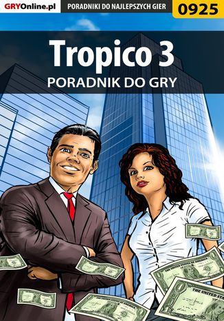 Okładka książki/ebooka Tropico 3 - poradnik do gry