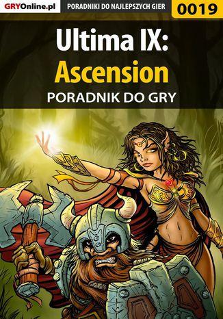 Okładka książki/ebooka Ultima IX: Ascension - poradnik do gry