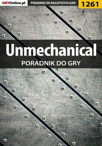 Okładka książki/ebooka Unmechanical - poradnik do gry