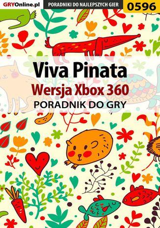 Okładka książki/ebooka Viva Pinata - Xbox 360 - poradnik do gry