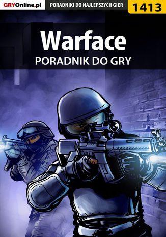Okładka książki Warface - poradnik do gry