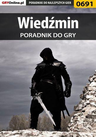 Okładka książki Wiedźmin - poradnik do gry