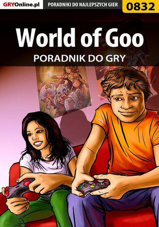 Okładka książki World of Goo - poradnik do gry