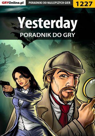 Okładka książki/ebooka Yesterday - poradnik do gry