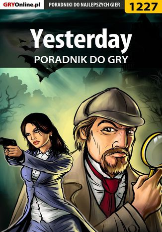 Okładka książki Yesterday - poradnik do gry
