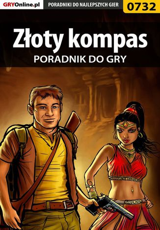 Okładka książki Złoty kompas - poradnik do gry