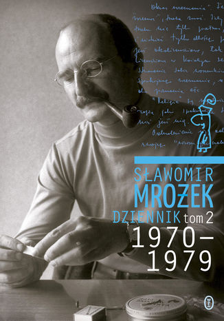 Okładka książki/ebooka Dziennik tom 2 1970-1979