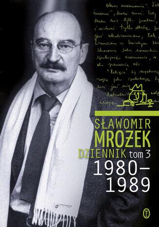 Okładka książki Dziennik t.3 1980-1989
