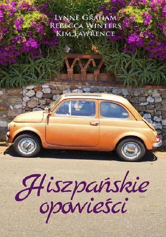 Okładka książki Hiszpańskie opowieści