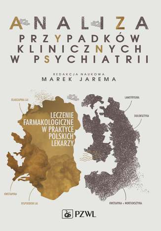 Okładka książki Analiza przypadków klinicznych w psychiatrii