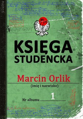 Okładka książki/ebooka Księga studencka
