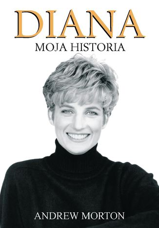 Okładka książki/ebooka Diana - Moja Historia