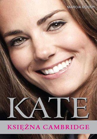 Okładka książki Kate - Księżna Cambridge
