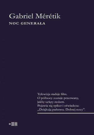 Okładka książki/ebooka Noc generała