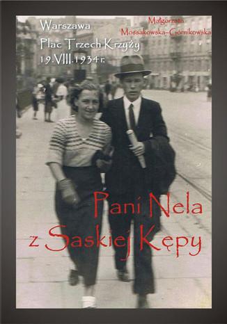 Okładka książki Pani Nela z Saskiej Kępy
