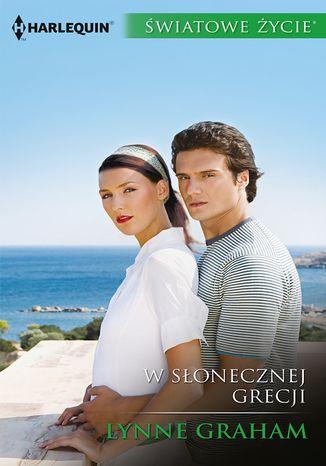 Okładka książki/ebooka W słonecznej Grecji