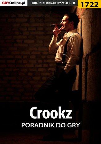 Okładka książki Crookz - poradnik do gry