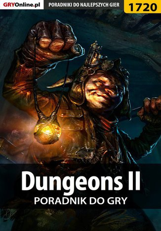 Okładka książki Dungeons II - poradnik do gry