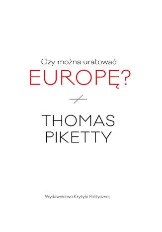 Okładka książki/ebooka Czy można uratować Europę?