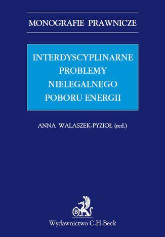 Okładka książki Interdyscyplinarne problemy nielegalnego poboru energii. Studium prawne