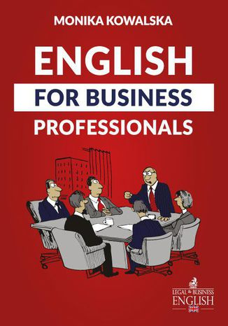 Okładka książki/ebooka English for Business Professionals