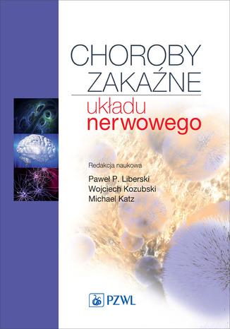 Okładka książki/ebooka Choroby zakaźne układu nerwowego