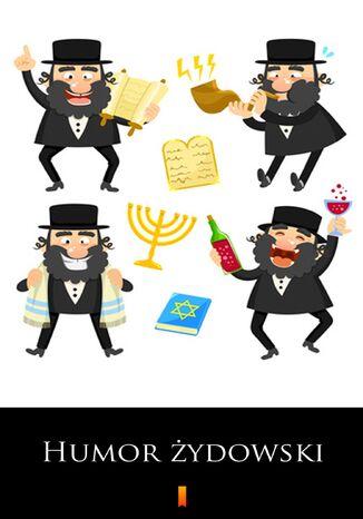 Okładka książki Humor żydowski